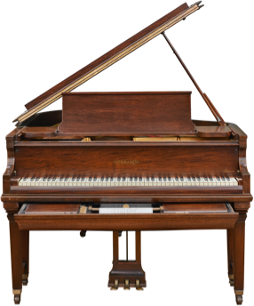 Ampico Grand Player Piano